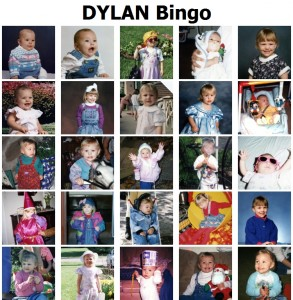 Bingo Card 01