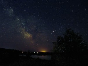 Milky Way From Headlands Park